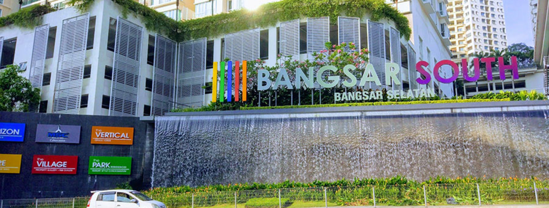 Bangsar South or Kampung Kerinchi: a lesson in branding