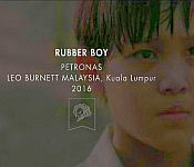 Rubber boy
