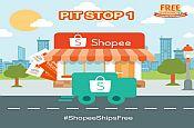 Shopee Ships Free