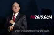 Frank Underwood Cannes Lions 2016