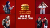 Big Mac Chant Challenge Thumbnail