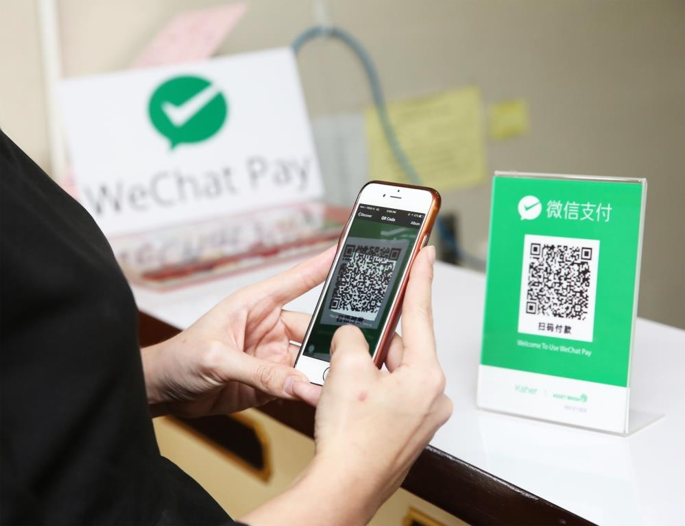 Image result for wechat pay in china