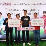 Astro launches first 4K UHD broadcast in Malaysia