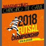The search for the King of Futsal begins!