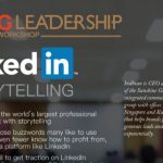 Storytelling on LinkedIn doesn't have to be tough. Why?