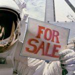 NASA's new frontier: Rockets as billboards?