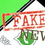 WhatsApp makes fighting fake news a challenge