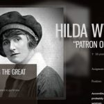 The Unknown Face, a digital exhibition dedicated to fallen WW1 soldiers