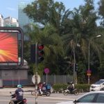 Shell V-Power engages drivers with digital billboard