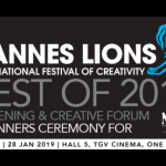 MARKETING will screen Cannes Lions Best of 2018 on Jan 28