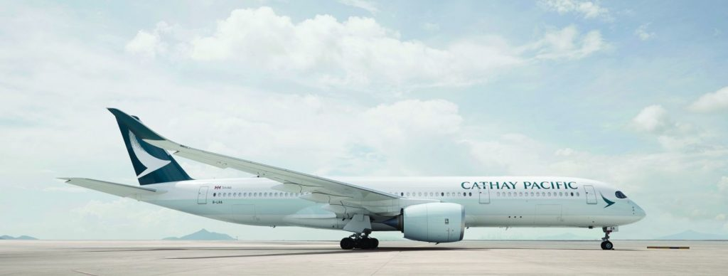 Cathay Pacific - Featured image