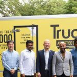 Truckit! offers advertising on trucks with GPS tracking