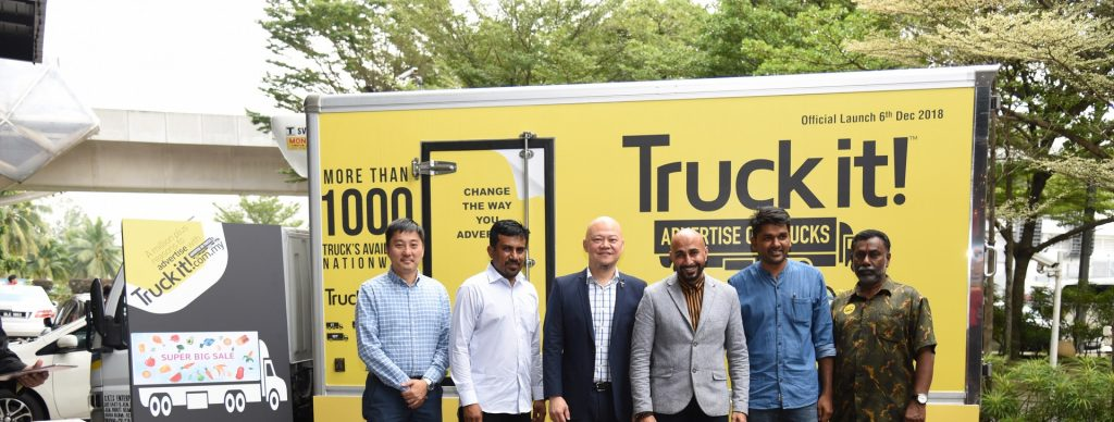 Truckit launch - Featured image