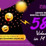 Check out ZAYAN's inspiring run in 2018