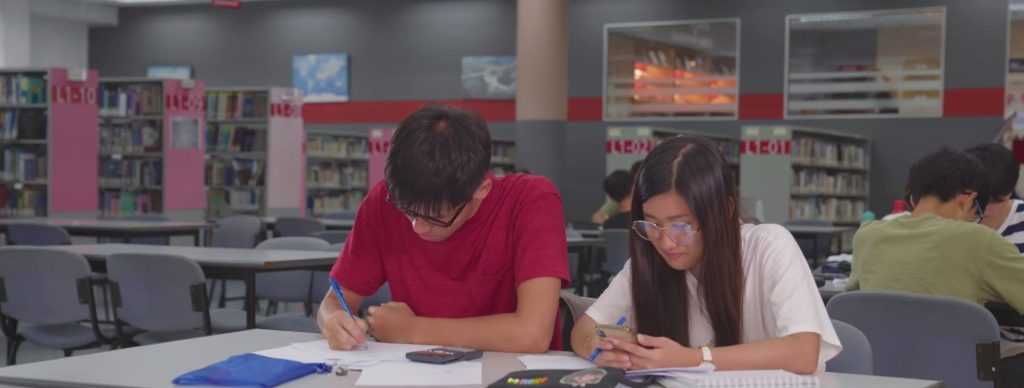 INTI and you Tube's Ling Big Yong tell a university love