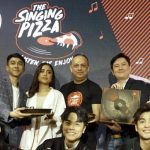 Pizza that sings at Pizza Hut