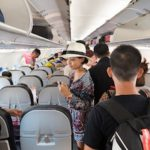 Space saving airline seats not sitting well with passengers