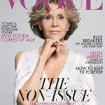 British Vogue teams up with  L'Oreal and McCann to publish a 'non-issue'on aging