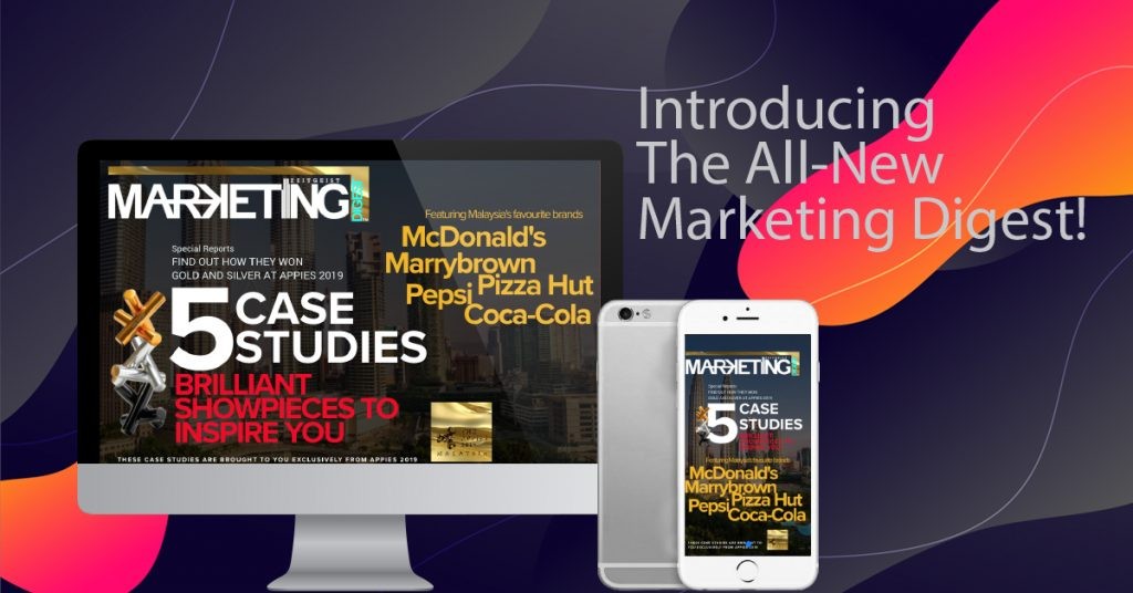 Introducing the all-new Marketing Digest