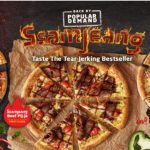 Domino's Ssamjeang Pizza Makes A Comeback!
