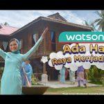 Watsons and Naga DDB Tribal launch Hari Raya clip