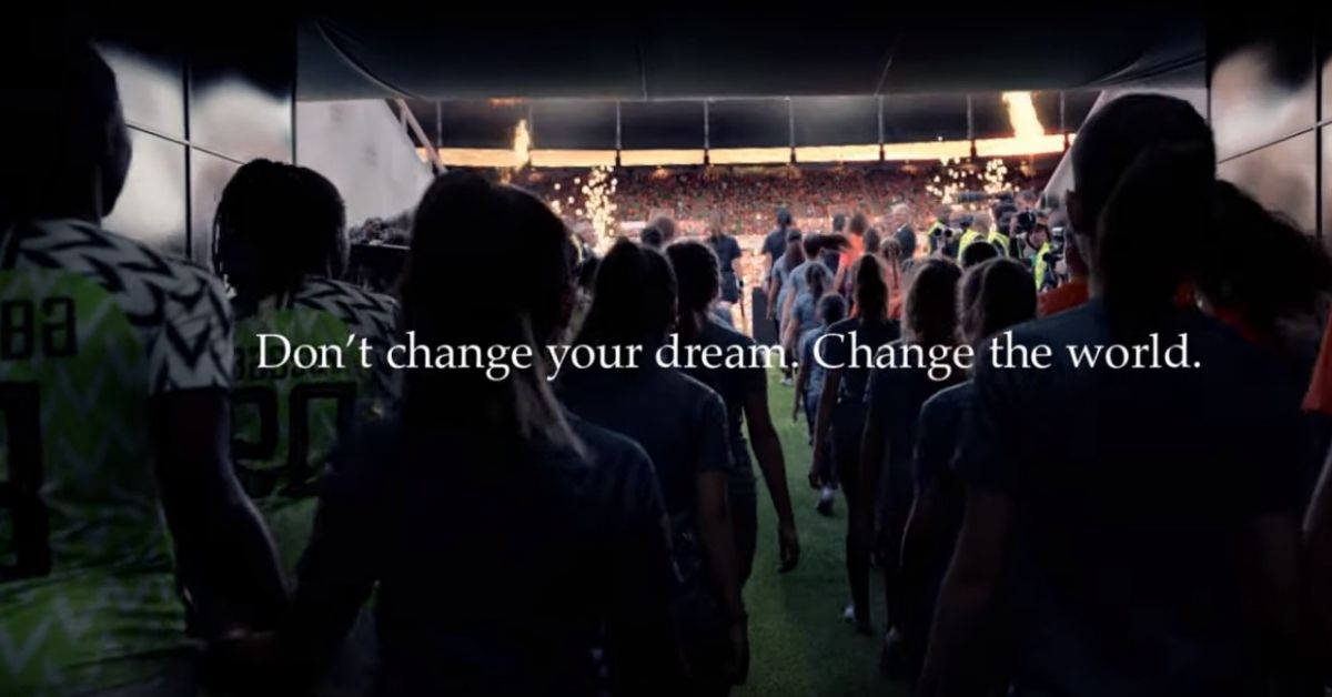 Nike S Latest Ad For The Women S World Cup Marketing Magazine Asia