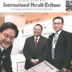 Guess which paper has opted to go tabloid sized? The Malaysian Reserve