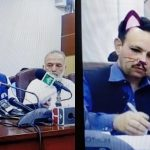 Who let the cats out?Cat fight in Pakistan parliament or just a cat filter?