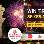 Young Spikes deadline extended to 15th July 2019!