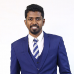 Santharuban on staying ahead of the curve