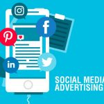 Social media advertising down by half