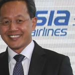 Bryan Foong is Malaysia Airlines's new chief strategy officer