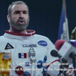 Ads We Like: Eric Cantona lifts off to space, but in Ibiza