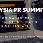 What's on? PR big wigs meet at M'sia PR Summit