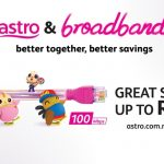 Astro and Maxis announce  marketing partnership