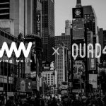 Moving Walls acquires Quad42 Media to speed-up  efforts in programmable signage