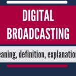National digital TV broadcast from Oct 31