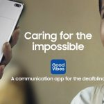 Samsung India launches film for its Good Vibes app that helps the 'deafblind' communicate