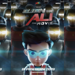 Malaysia's Favorite Toon Hero, Ejen Ali; Makes It to The Big Screens