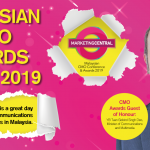 YB Gobind to once again grace the Malaysian CMO Awards 2019
