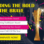Nominate The Bold and Brave! CMO Awards 2019