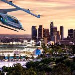Flying taxis for Singapore