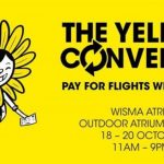 Go yellow and get free tickets, discount vouchers and merchandise from Scoot