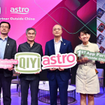 Astro become first international partner of China's leading entertainment app