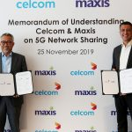 Celcom and Maxis sign MOU to explore infrastructure sharing to accelerate 5G rollout