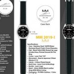 Dr M timepieces used in false advertising campaign