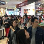 Is technology the only way for department stores to bring back foot traffic?