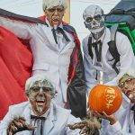 KFC spooks Aussies on Halloween with Cursed Colonel home-deliveries