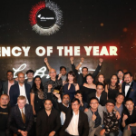 Leo Burnett Agency of the Year after a night of Science and Magic with the Effies
