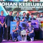 UKM emerges champion in Celcom XPAX e-games